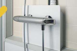 La qualité des matériaux dans votre douche